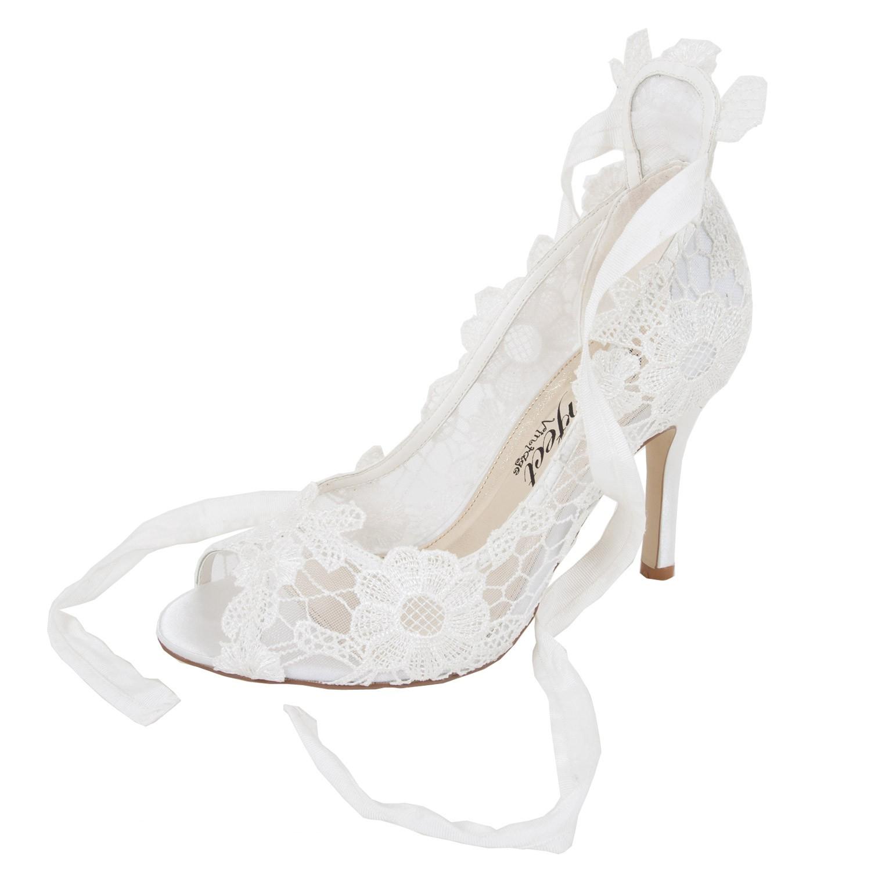 Chaussures de mariage beiges femme 4KhBFHfl6