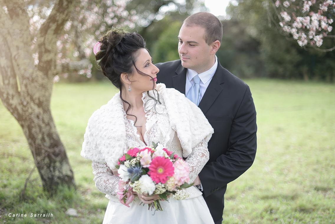 photographe mariage prades le lez