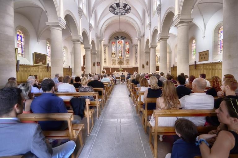 mariage église vendargues